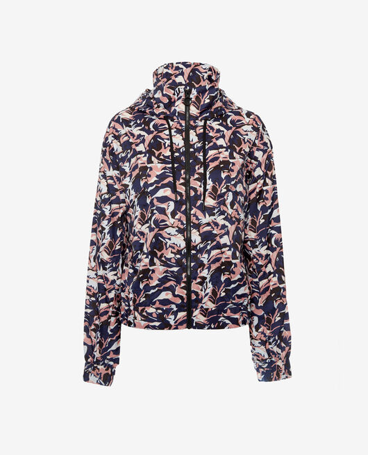 Sports windbreaker Chabi navy blue Parka