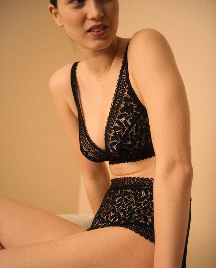 Wireless bra Black Evidence - the feel good