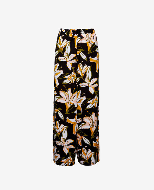 Large pants Petal black Gazelle