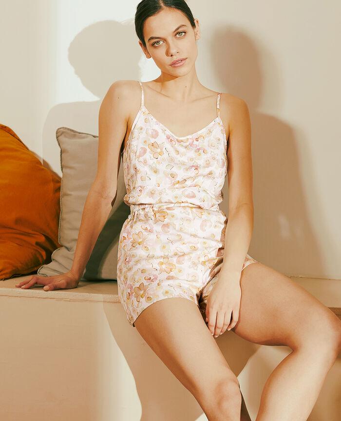Short de pyjama Romance Attitude imprime