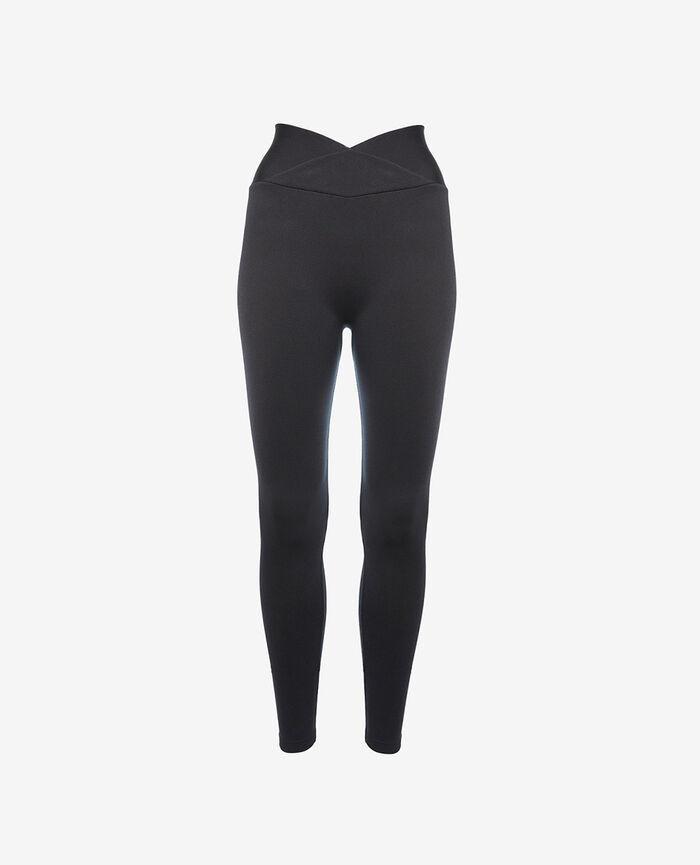 Sports leggings Black Yoga