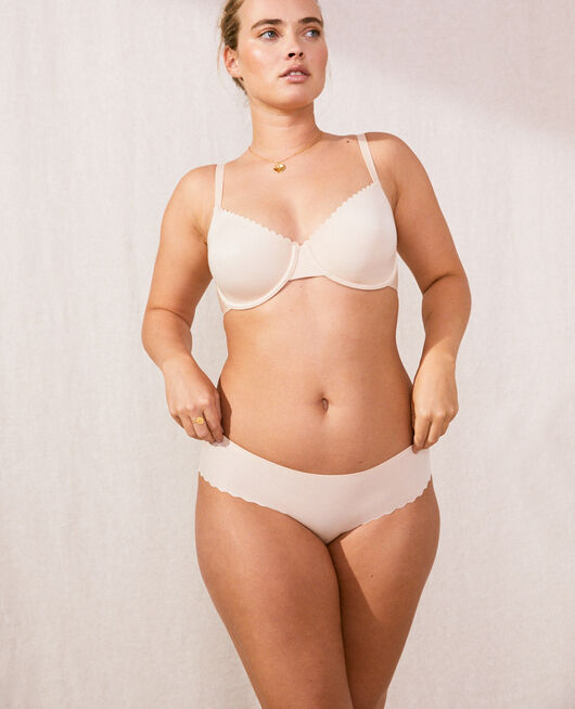 Underwired bra Rose white Secret