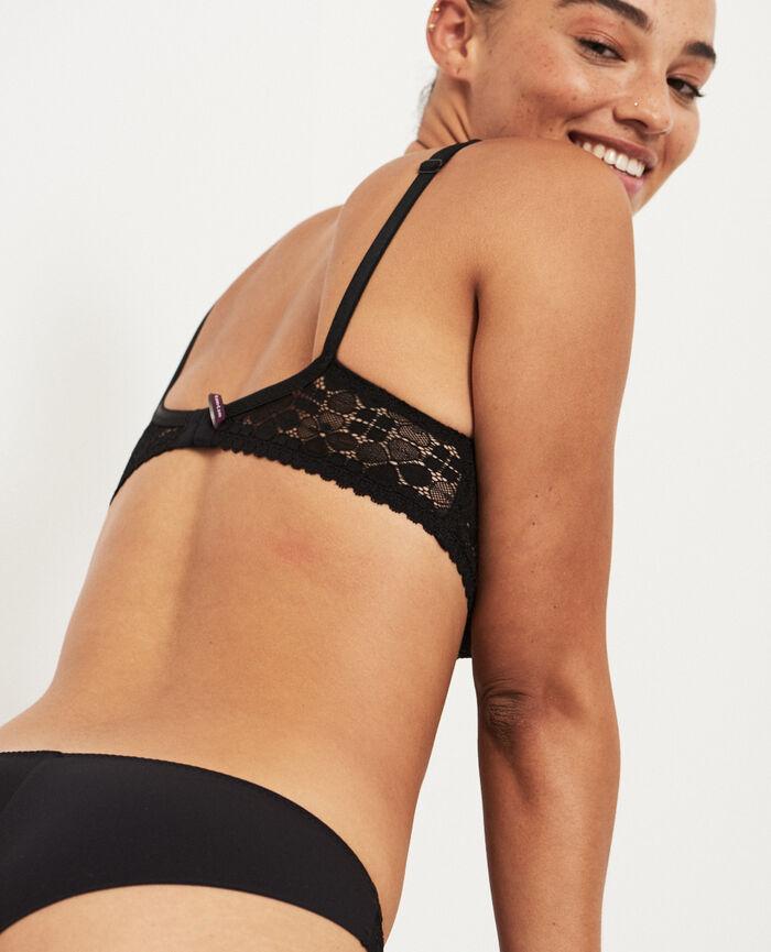 Wireless bra Black Josephine