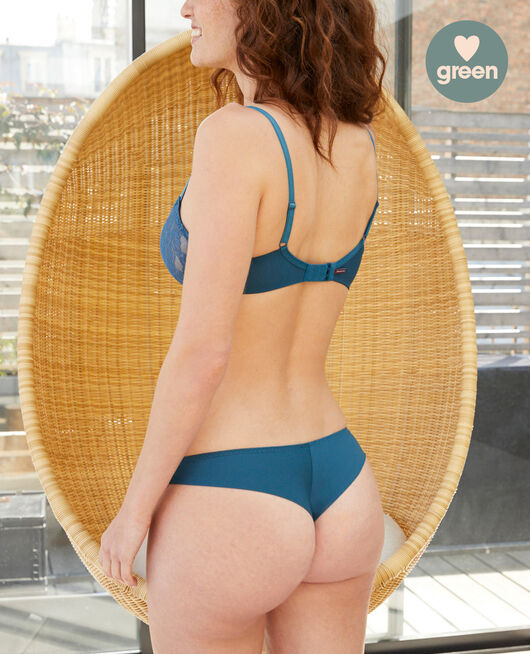 Tanga Jazz blue Nuit