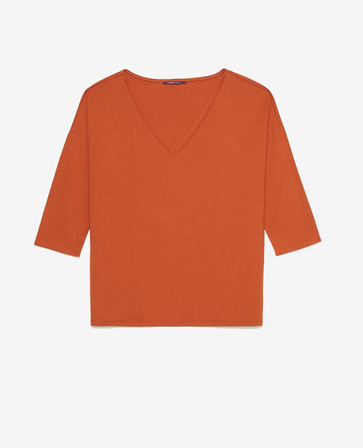T-shirt manches longues Ginger bread Paresse