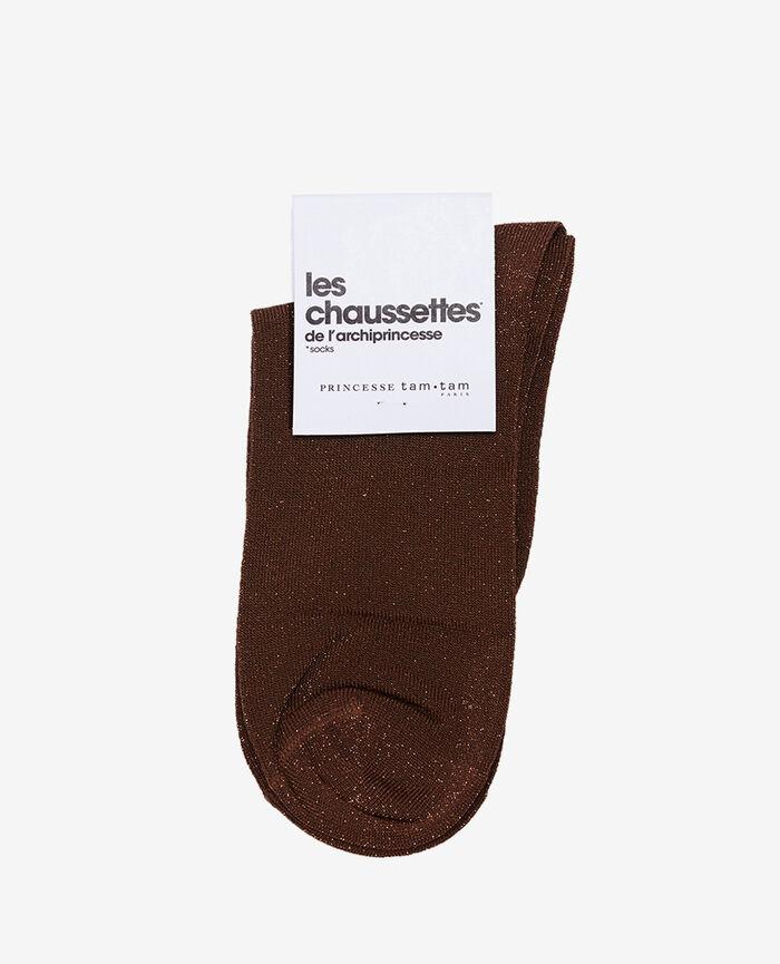 Socks Bronze Diamond