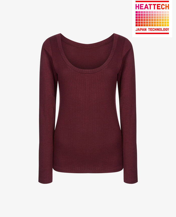 Long-sleeved t-shirt Royal chocolate Infinity