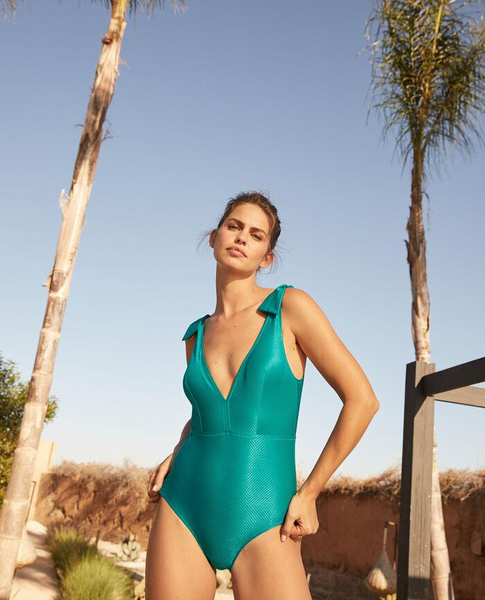 Swimsuit Sea green Reve