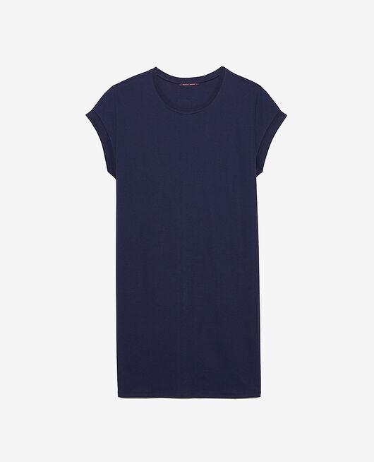 Robe Bleu marine Supima tee shirt