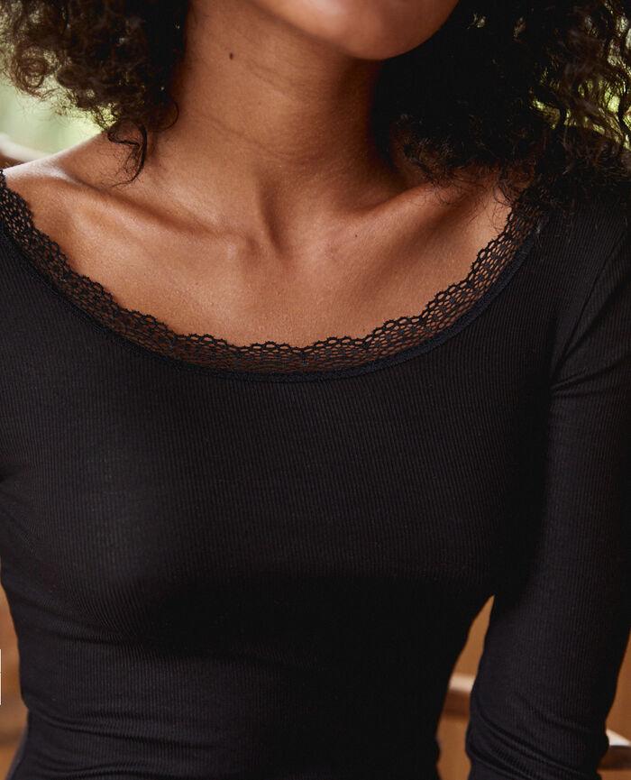 Body Black Heattech© lovely
