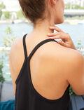 Vest top Black Dimanche