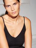 Cami Black Heattech® lovely