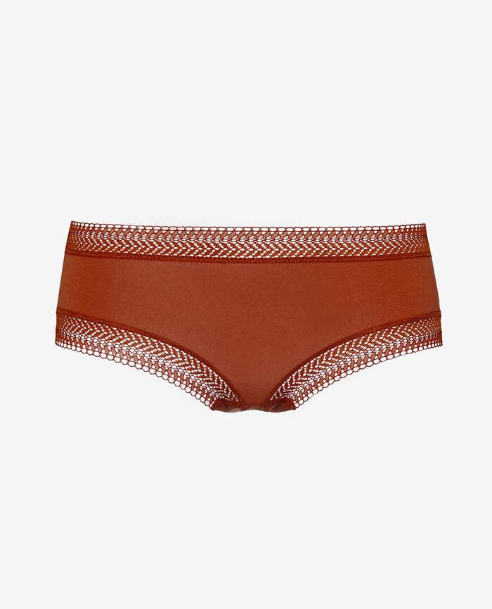 Shorts Ginger bread Coton