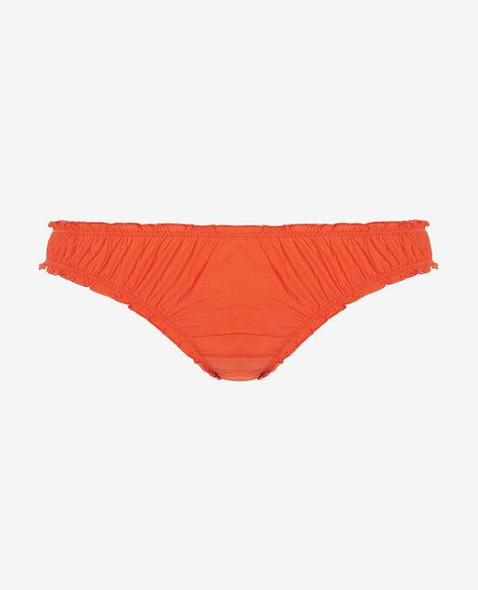 Culotte froufrou Orange mandarine Take away