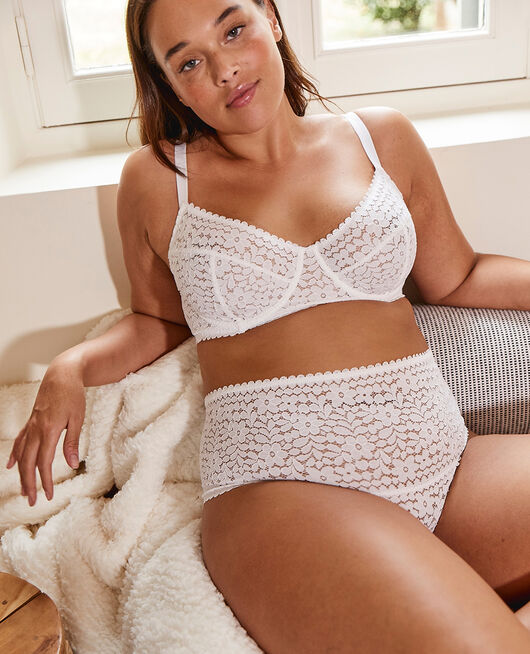 Underwired bra White Monica