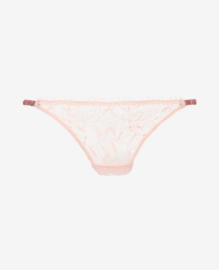 Culotte taille basse Rose gazelle Epice