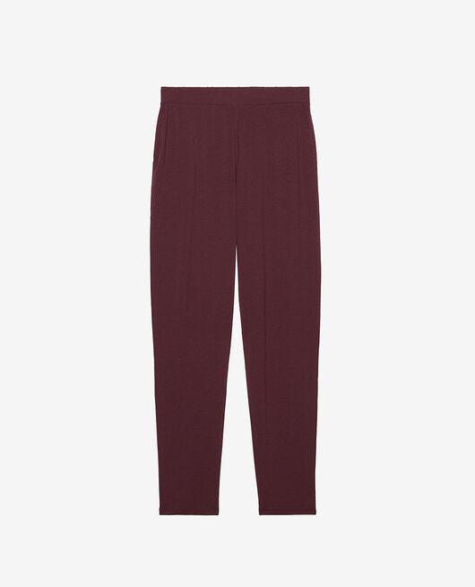 Pantalon carotte Prune Paresse