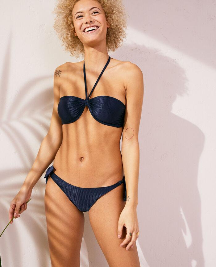 Bikini slip Midnight blue Reve