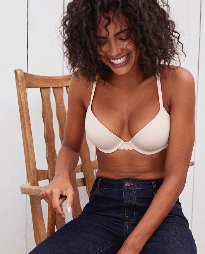 Contour push-up bra Powder Secret