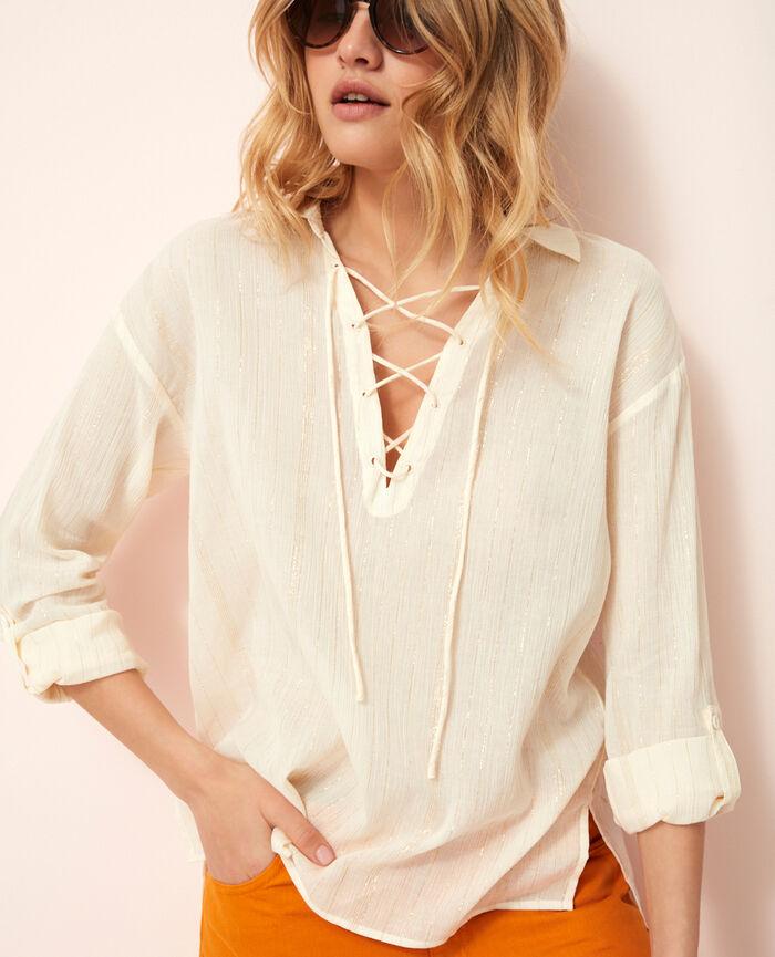 Shirt Ivory Kara