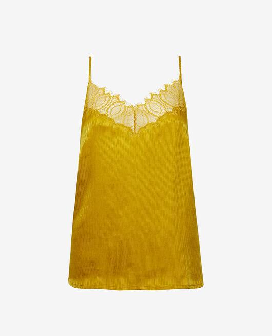 Cami Absinthe yellow Fancy