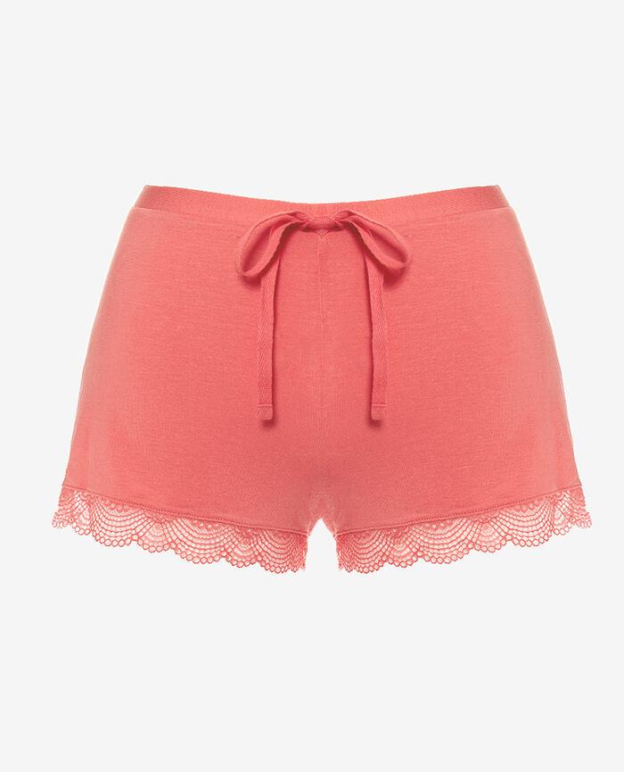 Pyjama shorts Java pink Reverie