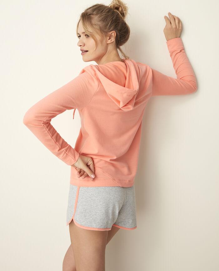 Sport jacket Grapefruit pink Yoga