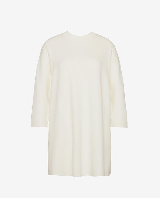 Long-sleeved tunic Ivory Naturel