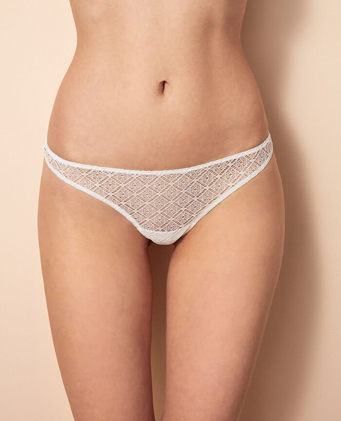 Thong Ivory Insolente