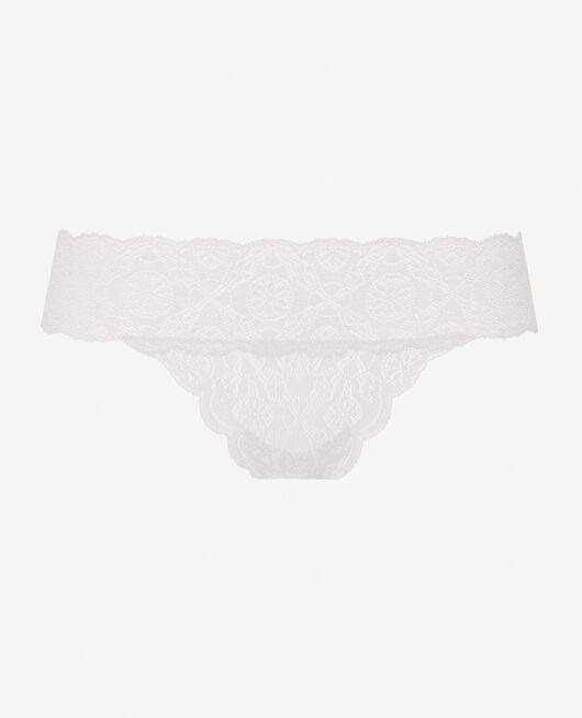 Tanga Rose white Lolita