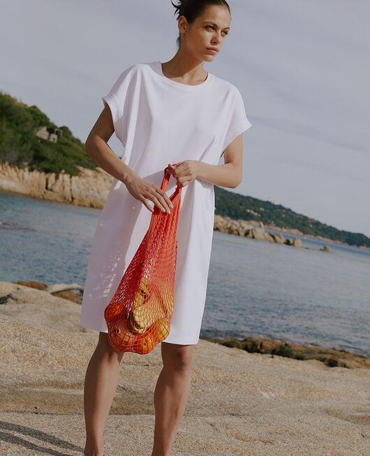 Dress White Supima tee shirt
