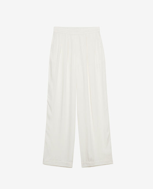 Trousers Rose white Attitude