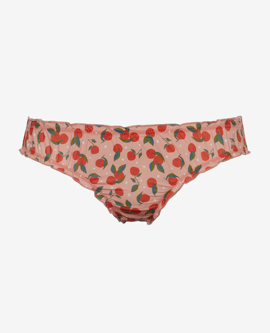Culotte fantaisie Orangers rose gazelle Take away