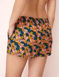 Pyjama shorts Foliage blue Tamtam shaker