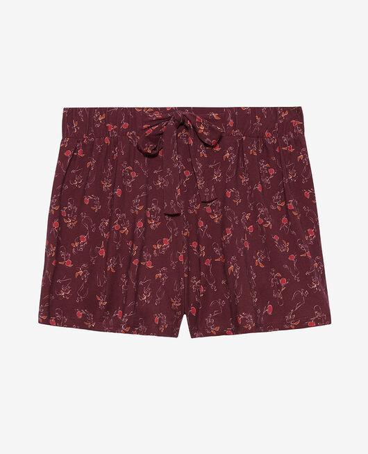 Pyjama shorts Plum vase Tamtam shaker