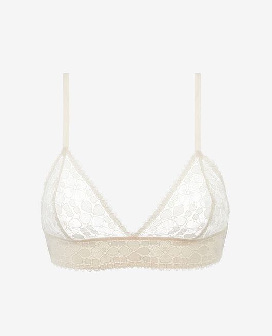 Soft cup bra Rose white Josephine