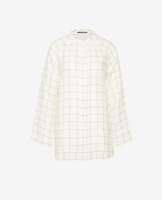 Long-sleeved nightdress Checks Chic lin