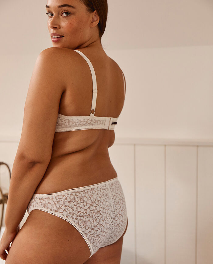 Hipster briefs Rose white Birdy