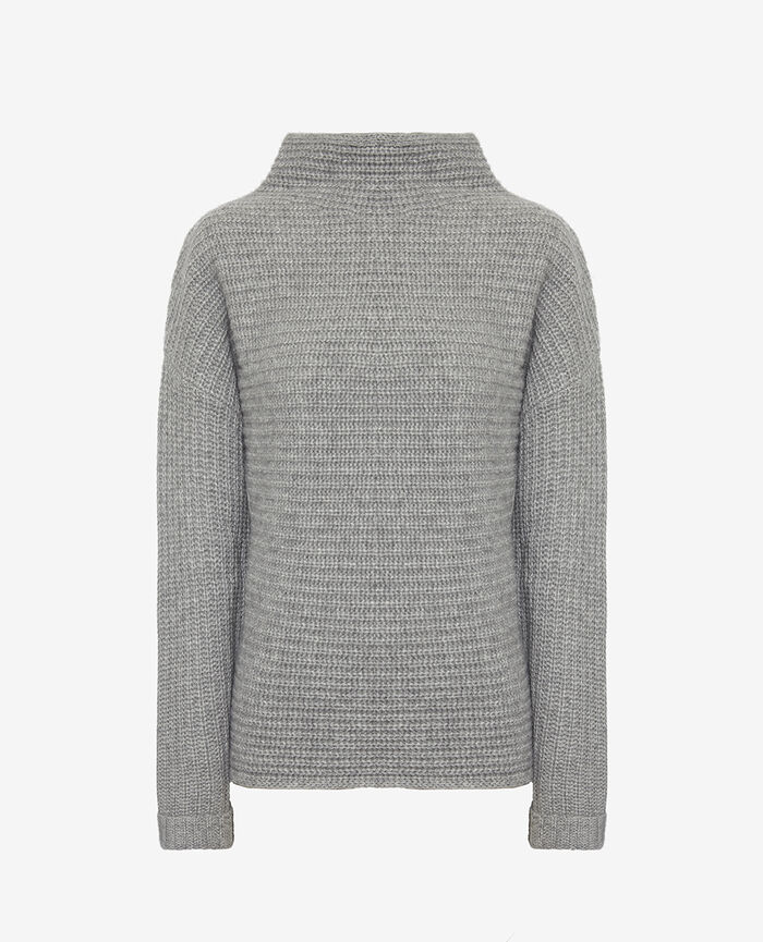 Pull Gris Intuition