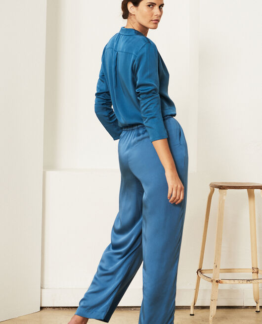 Trousers Storm blue Attitude