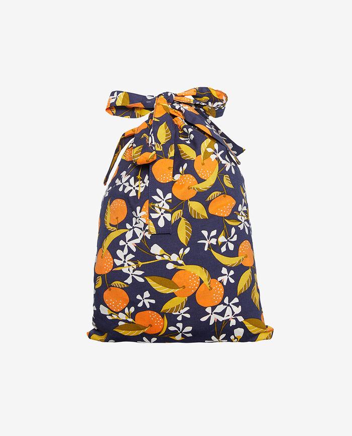 Set pyjama Orangers bleu marine Tutti frutti