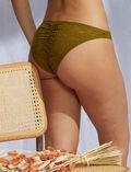 Culotte taille basse Vert bowie Fleurs