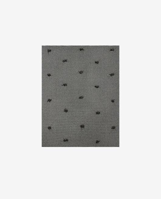 Collants Noir Lurex