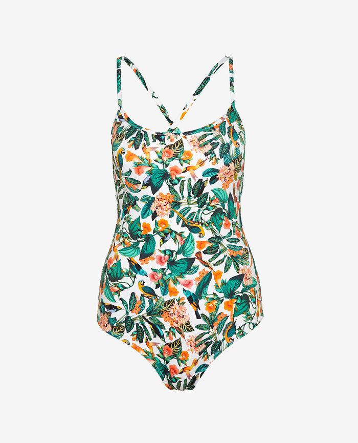Swimsuit Parrot Twist