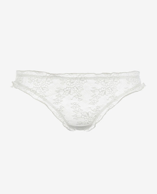 Printed briefs Ivory Nomade