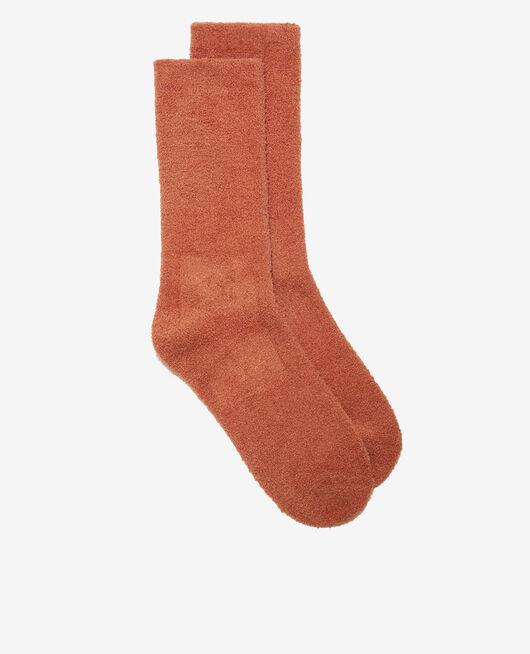 Socks Ginger bread Fleece