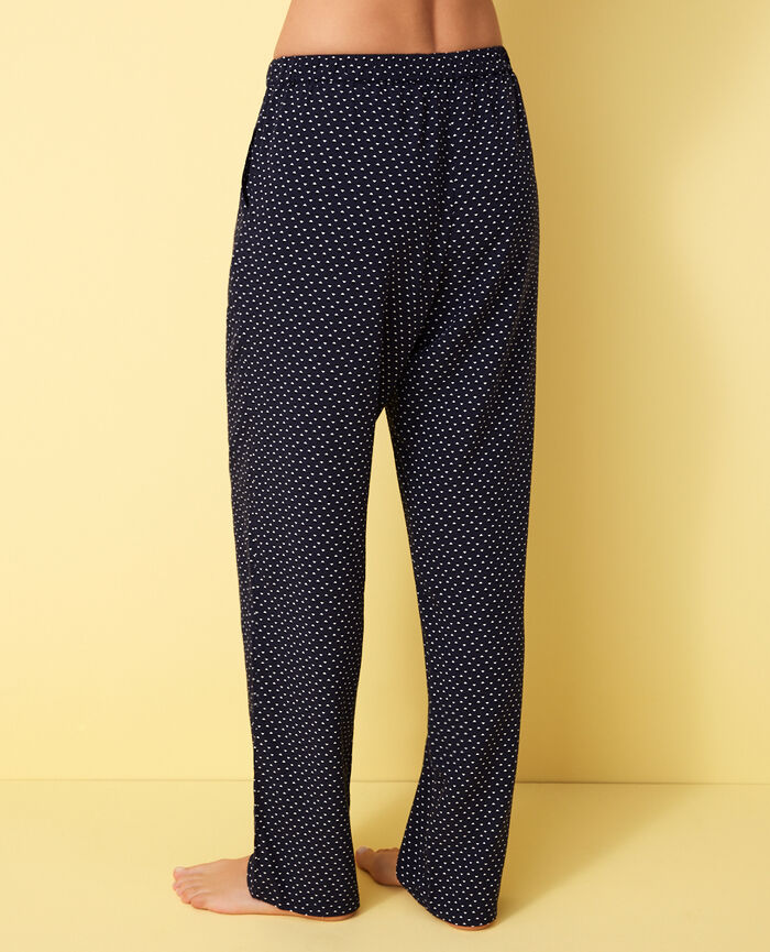 Pyjama trousers Willie blue Darling