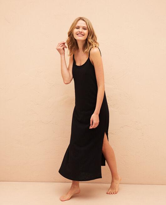 Maxi dress Black Argan