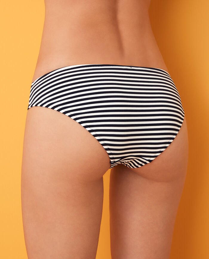 Swim briefs Blue stripes Lisa