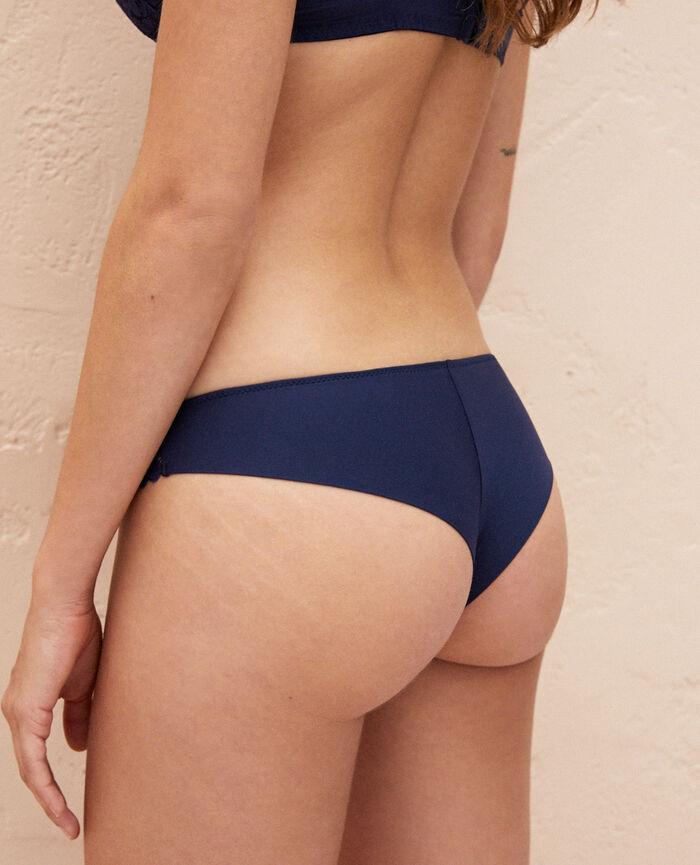 Tanga Bleu marine Monica